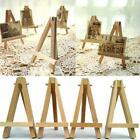 10pcs Mini Wooden Easels Art Holder Artwork Display Table-Top Drawing Boards Z