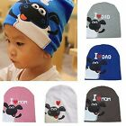 Toddler Infant Baby Kids Boy Girl Cotton Soft Warm Animal Stylish Hat Cap Beanie