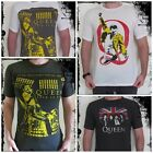 **Freddie Mercury T-Shirt** Unisex Retro Rock Vest Tank Top **Sizes S M L XL**