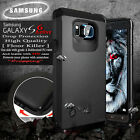 Gray Shockproof Case Premium Cover SAMSUNG GALAXY S6 Active Waterproof Phone