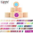 CANNI Solid Pure UV Soak Off Gel Paint Set Nail Art French Tip Colour 601 - 641