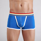 Perfect XUBA Brand High Quality Cheap Men's Underwear Boxer Briefs Shorts Pants
