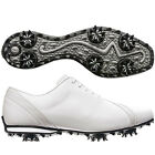 c/o Womens FootJoy LoPro 97135 White/OffWhite WaterProof Leather Golf Shoes