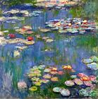 Water Lilies by Claude Monet (classic French Impressionist art print)