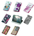 For Sony & Other Brand Phone Case Cover Stand Multifunction Classical wallet
