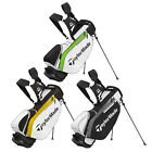 New TaylorMade Golf SuperLite Stand Bag 4-Way Top - Pick Color