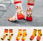 Women Winter Sock Christmas Snowflake Deer DDesig Warm Wool Warm Socks Xmas Gift