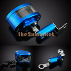 7 Colors Universal Brake Fluid Reservoir Oil Cup Fit For Honda CBR600 900 1000RR
