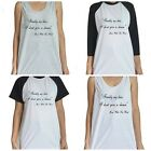 Gone With The Wind Quote Vest Tank-Top Singlet Baseball Raglan T-Shirt Tumblr