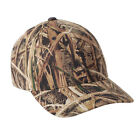 Flexfit Mossy Oak Shadow Grass Blades Camouflage Fitted Cap 6999 Baseball Hat