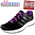 Adidas Womens Duramo 6 Running Fitness Gym Trainers Black *AUTHENTIC*