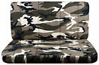 CC  front bench or rear bench  car seat covers camouflage/leopard/tiger,CHOOSE