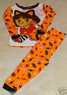 Girls Dora & Hello Kitty Halloween Pajama Set