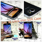 New Transparent Ultra Thin Soft Cover Cell Phone Case For Samsung Galaxy S6