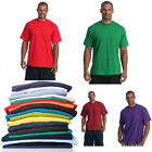 PRO CLUB MEN'S BLANK SOLID HEAVY WEIGHT CREW NECK SHORT SLEEVE T-SHIRT S - 10XL image