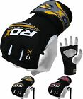 RDX Gel Grappling Gloves MMA Hand Wraps Boxing Mexican Punch Bag Muay Thai RY