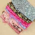 Hollow Tassel Lace Rose Floral Knit Triangle Mantilla Scarf Shawl Wrap Upbeat