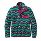 Patagonia Women's Synchilla Snap-T Pullover Fleece Top Layer Winter Sports Hikin