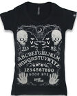 Liquorbrand Goth Gothic Occult Death Grip T-shirt tee black top