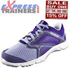Reebok Womens Carthage RS 4.0 Running Fitness Gym Trainers Lilac *AUTHENTIC*