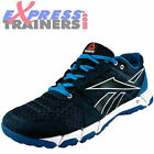 Reebok Mens One Trainer 1.0 CrossFit Running Fitness Trainers Navy *AUTHENTIC*