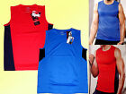 Herren Sportshirt Tank Top Trägershirt Trainings FITNESS Shirt Atmungsaktiv  M-L