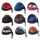 Men's Cycling Cap Scarf Outdoor Sports Bicycle Sweat Proof Pirate Bandana Hat