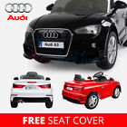 AUDI A3 LICENSED KIDS RIDE ON CAR 12V TWIN MOTOR BATTERY REMOTE CONTROL CARS