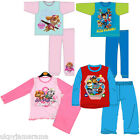 Infant Babies Boys Girls Paw Patrol Long Pyjamas Nickelodeon