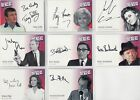 The Avengers Series 2 Autograph Card Selection