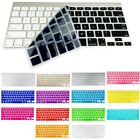 """15 Colors Silicone Keyboard Cover Skin for Apple Macbook Pro MAC 13"""" 15"""" 17"""" US"""