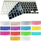 "15 Colors Silicone Keyboard Cover Skin for Apple Macbook Pro 15"" 17"" US Hot New"