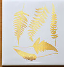 Modern Ferns Ceramic Decals, Glass Decals or Enamel Decals image
