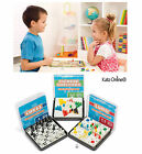 Kids Mini Travel Board Games Family Christmas Gift Stocking Filler Toy Party Bag