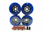 Blank Pro 97mm 78a Multiple Color Longboard Flywheels + ABEC 7 Bearing + Spacers