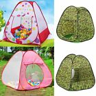 Kids Portable Pit Ball Pool Outdoor Indoor Baby Tent Castle Play Hut Have Fun