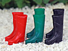 Wellington Boots ~ Rubber ~ Fairy Garden ~ Miniature ~ Dolls House ~ Cake Topper