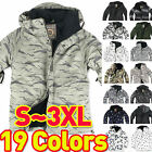 Mens Premium Ski SnowBoard Waterproof Jacket Jumper Parka Top - S/M/L/XL/2XL/3XL