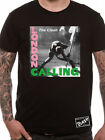 Official The Clash London Calling Album Black T Shirt - All sizes