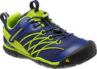 Keen Chandler CNX Kinder Freizeit Schuhe blue lime green
