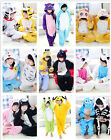 Hot Unisex Kids Pajamas Kigurumi Cosplay Costume Animal Onesie Sleepwear XS-XL