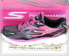 Skechers Wmns GO Run Ride 4 Black Grey Pink 13999BKHP US 6~8.5 Casual Running
