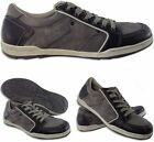 Mens Casual Shoes 7 9 Lace Up Party Running Trainers Gym Sports Fitness Comfort