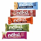 Nakd Fruit & Nut Bars Mixed Case Selection 20 or 40 Bars *VEGAN, GLUTEN FREE*