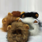 Внешний вид - Furry Pet Hat Costume Lion Mane Wig For Cat Halloween Dress Up With Ears Party