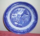 JOHNSON BROTHERS Made in England 5-7 8? Serving Dish Blue Willow Pattern
