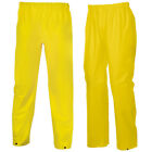 "Men Waterproof Over Trousers Rain Pants 32""-34"" Inch Motorcycle Fishing Camping"