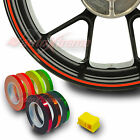 "6mm 1/4"" WHEEL RIM Cars Motorcycles Pinstriping PIN STRIPE Decal Vinyl Stickers"
