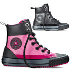 Boys Girls Ladies Womens Converse CT All Star Asphalt Ankle Boots Hi Top Shoes