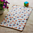 Cat Mat Dog Hamsters Pad Pet 3XColors Blanket Cover Soft Bed Lovely